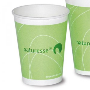 "Kubek celulozowy 100ml ""naturesse"""