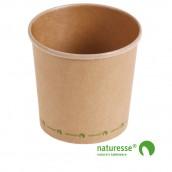 Kubek na zupę KRAFT/PLA 360 ml, 25szt.