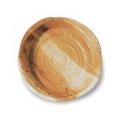 Talerz palmowy okrągły, 12cm