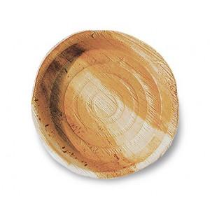 Talerz palmowy okrągły, 12 cm